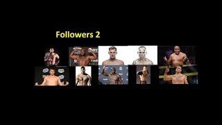 EA Sports UFC 3 Бои по просьбам подписчикам 2