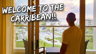 FLYING TO ST. LUCIA - AMAZING! (CARIBBEAN ISLANDS) | Vlog #154