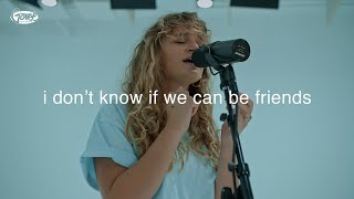 Hollyn - I Don't Know If We Can Be Friends  Acoustic