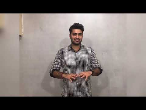 Abhinandan Singh Audition link