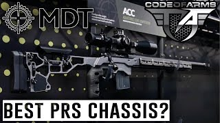 MDT ACC Chassis - Complete Review - Precision Rifle Network