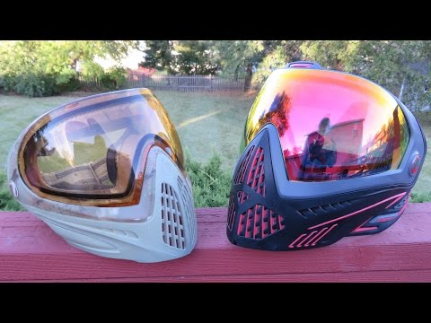 Dye i5 Paintball Goggle Review