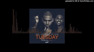 Chris Brown and Trey Songz Tuesday Remix