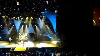 Linger+Put me down live shangai 26th July 2011