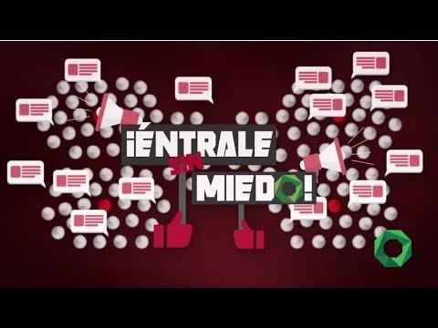 EN VIVO l ÉNTRALE SIN MIEDO con VICENTE SERRANO en LA OCTAVA 19/11/19