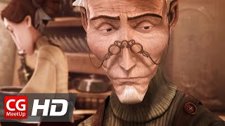 "CGI Animated Short Film HD ""The Kinematograph "" by Tomasz Bagiński 
