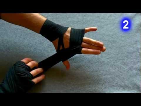 Бинт боксёрский MATSA 4м