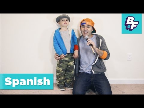 Learn Spanish vocabulary for the classroom with BASHO & FRIENDS - Hora de jugar
