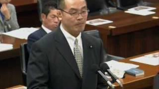 共同親権について(1)~馳浩議員/衆院法務委員会 3月9日,2010