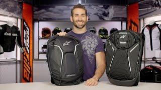 Alpinestars Tech Aero Backpack Review at RevZilla.com
