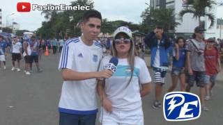 PREVIA DELFIN 3-3 EMELEC / CAMPEONATO ECUATORIANO 2017 / PASION EMELEC TV