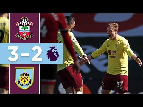 FC Southampton 3-2 FC Burnley
