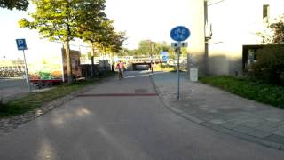 preview picture of video 'Google Maps biking navigation problem'