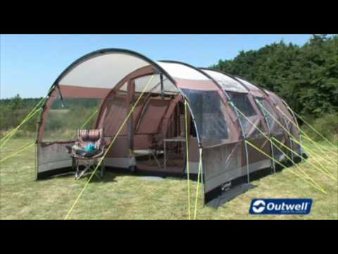 Outwell Arkansas 5 Gongoll Freizeitfachmaerkte