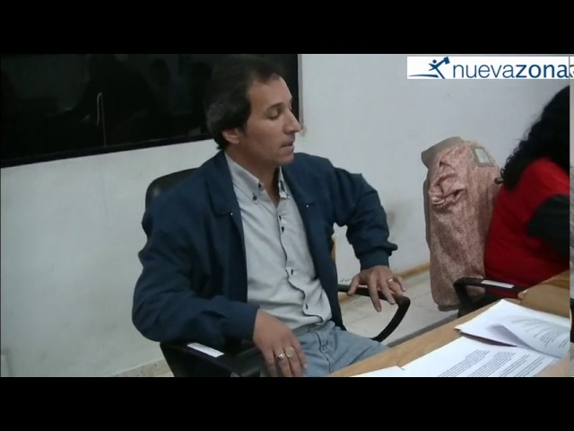 Concejal Saavedra, sobre el servicio fúnebre municipal