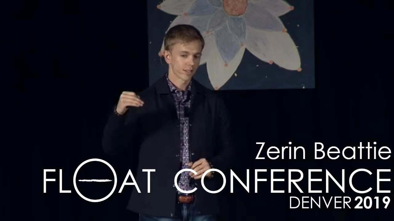 Float Conference 2019 Speaker Zerin Beattie