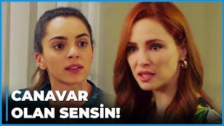 CANAVAR SENSİN! - Cemre, Şeniz'e Patladı! (FİNAL SAHNESİ 1) - Zalim İstanbul 8. Bölüm