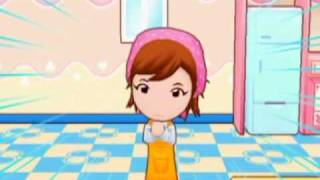 Picture of a game: Cooking Mama: World Kitchen