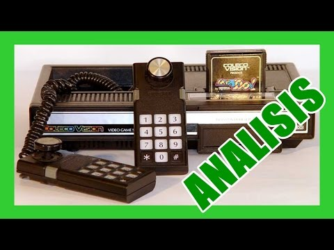 CVG - Colecovision Analisis + Comparativa