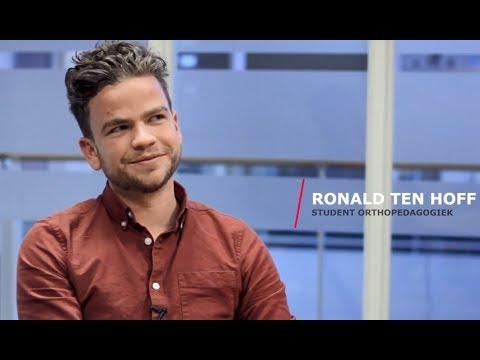 Testimonial van student Ronald Ten Hoff