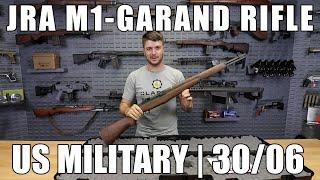 Auction] U S  Military M1-Garand Rifle, Semi-Auto, 8 Round