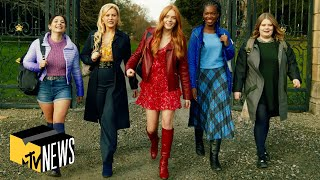 'Fate: The Winx Saga' Cast Share Their Most Shocking Moments From the Series | MTV News