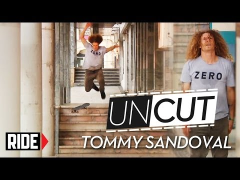 Tommy Sandoval Road Less Traveled Outtakes - UNCUT