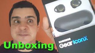Samsung IconX – fones de ouvido fitness