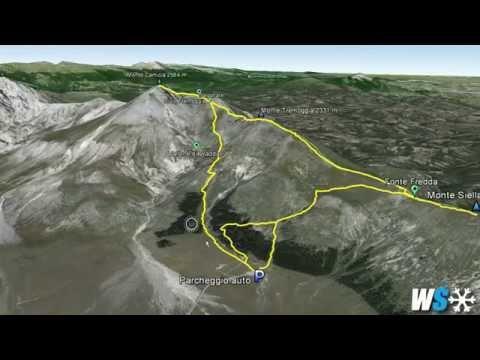 Trekking Gran Sasso: Monte Camicia, Monte Tremoggia e Monte Siella