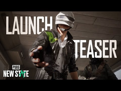 PUBG: NEW STATE Launch Teaser