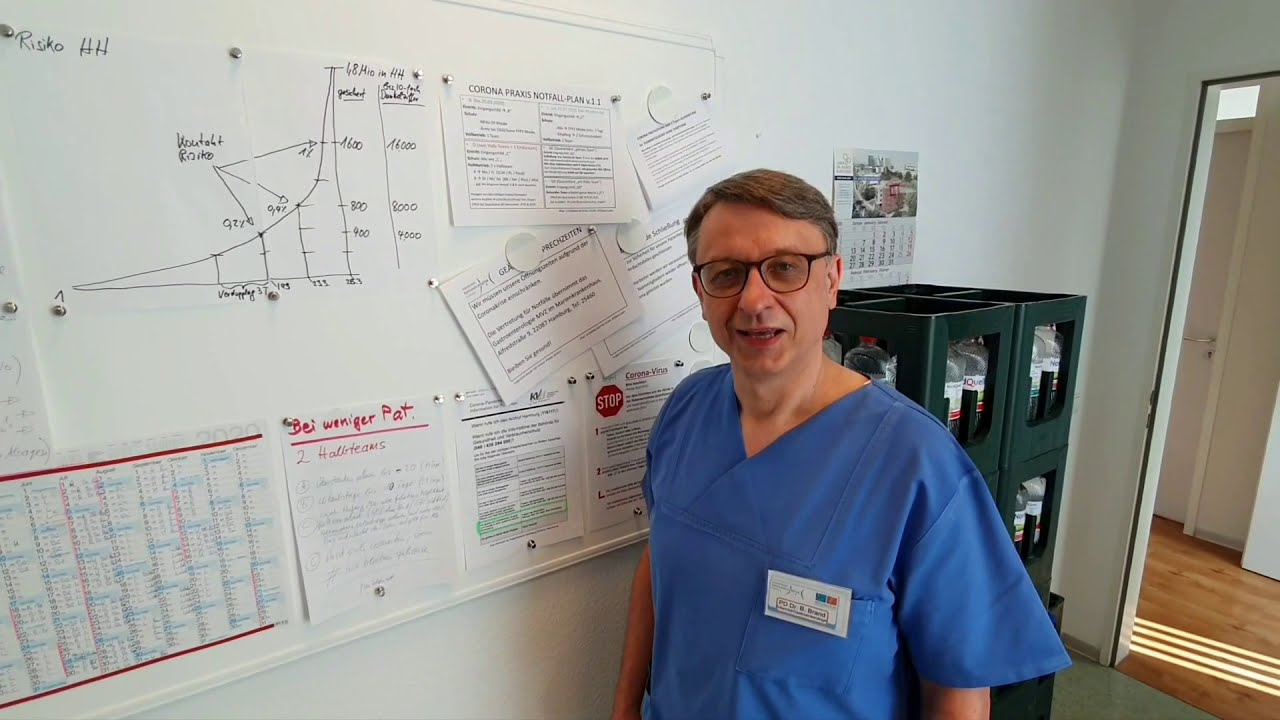 Unser YouTube-Video zum Thema CORONA von PD Dr. med. Boris Brand (Botschafter des Jahres 2020 der Stiftung Lebensblicke)
