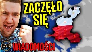 Unia ZAGROŻONA! Polska wkłada MILIARDY w TRÓJMORZE | WIADOMOŚCI