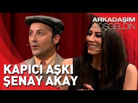 Tolga Çevik ve Şenay Akay | Kapıcı Aşkı