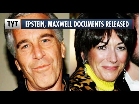 SHOCKING Jeffrey Epstein and Ghislaine Maxwell Documents Released
