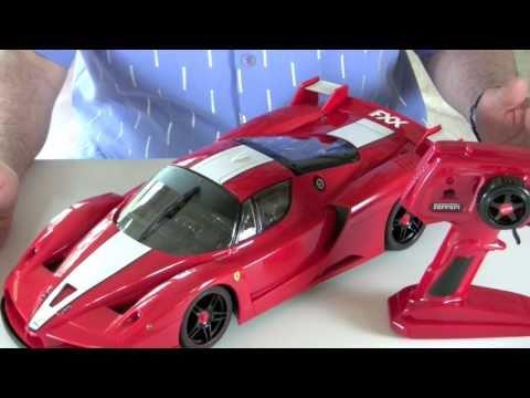 Ferrari FXX Remote Control Car