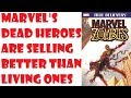 Marvel's Dead heroes sell better than new 'progressive' ones