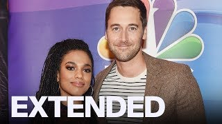 Ryan Eggold, Freema Agyeman Tease 'New Amsterdam' Finale | EXTENDED