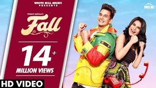 Prince Narula : FALL (Official Video) G Skillz | Jashn | New Punjabi Songs 2020 | Romantic Songs