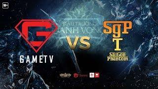 Saigon Phantom vs GameTV [Vòng 12 - Ván 1][15.10.2017]