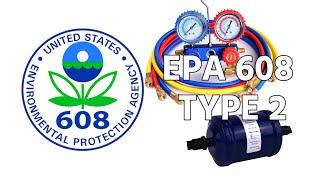 EPA 608 Prep - Type 2