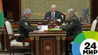 Оттуда идет беда: Беларусь решила усилить границу с Украиной - МИР 24