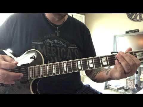 We Back - Jason Aldean (guitar lesson)