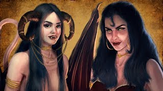 Succubus: The Story Behind the Infamous Demon - (Demonology Explained)