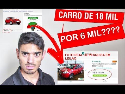 PESTANA LEILÕES / COMO COMPRAR CARROS USADOS BARATOS