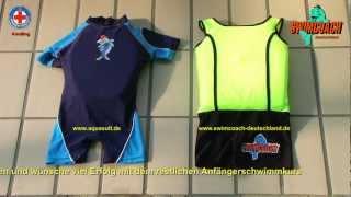 Übersicht Schwimmhilfen - Anfänger Schwimmkurs - Teil 1 - von Swimcoach Deutschland