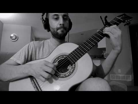 The Elder Scrolls V - Skyrim: Awake -- Guitar Cover