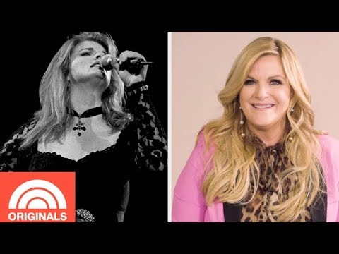 Trisha Yearwood's Country Music Style Throughout the Years | Flashback Friday | TODAY Originals