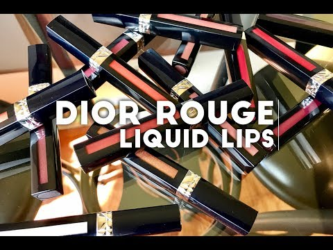 Rouge Dior Liquid by Dior #3