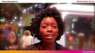 Vivatech 2019 – Sonia Cissé de Linklaters