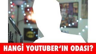 Bu Hangi Türk Youtuber'ın Odası? - Bilemeyen Yumruğu Yer